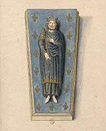 Tombeau du roi Louis VII