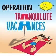 Operation tranquillité vacances