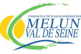 Logo communauté d'agglomération Melun Val de Seine